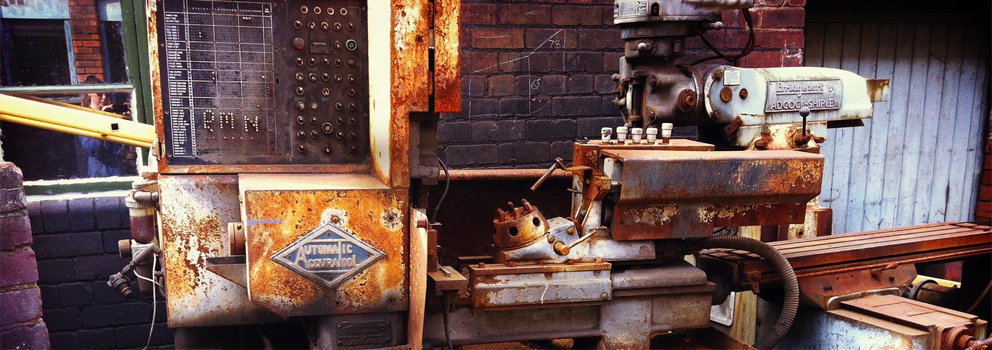 Derby Silk Mill – Museum of Making. Photo: Renata Tyszczuk.