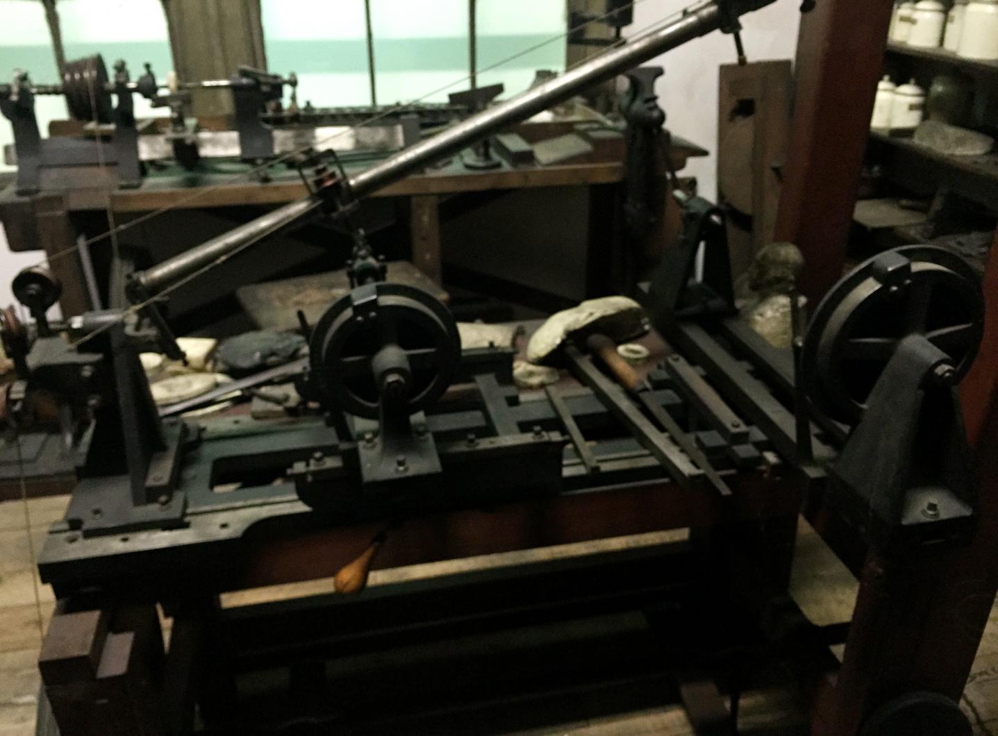 Watts Steam Engine, 1776 - Stories of Change