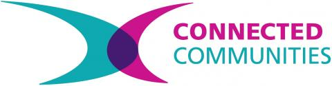 AHRC Connected Communities logo